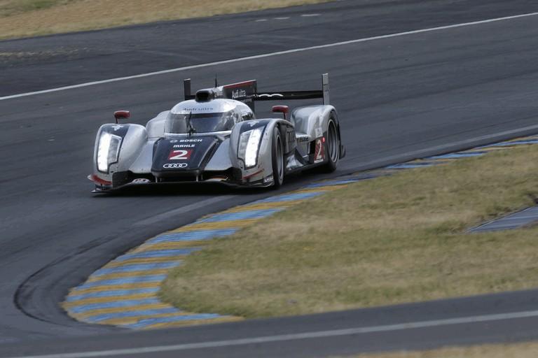 2011 Audi R18 TDI Ultra - Le Mans 24 hours 339214