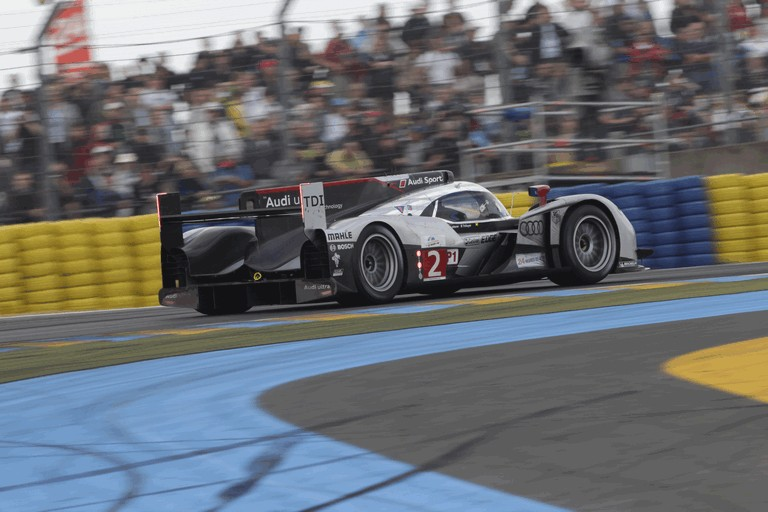 2011 Audi R18 TDI Ultra - Le Mans 24 hours 339216