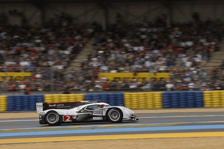2011 Audi R18 TDI Ultra - Le Mans 24 hours 339217
