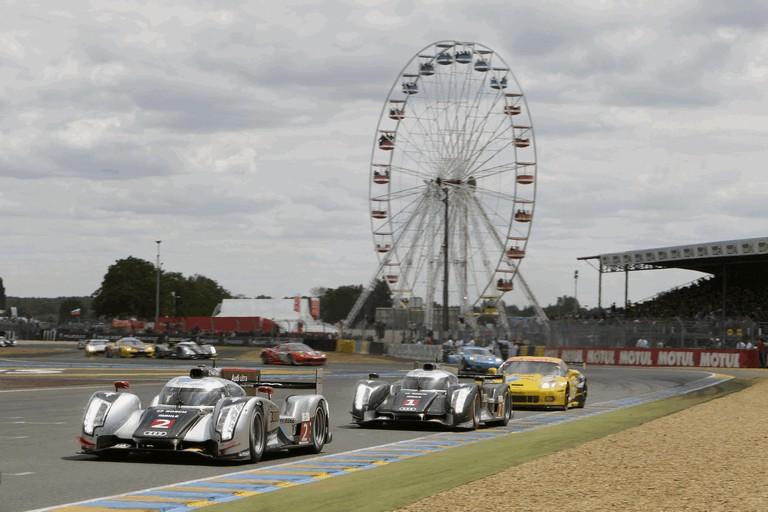 2011 Audi R18 TDI Ultra - Le Mans 24 hours 339218