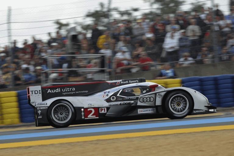 2011 Audi R18 TDI Ultra - Le Mans 24 hours 339224