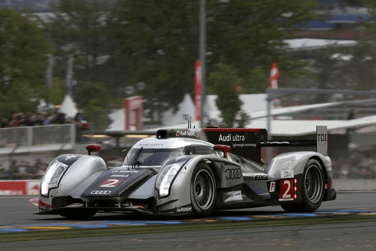 2011 Audi R18 TDI Ultra - Le Mans 24 hours 339228