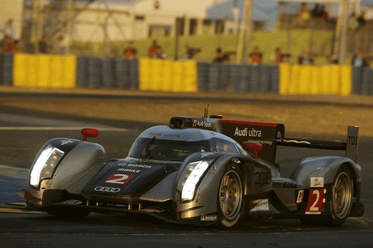 2011 Audi R18 TDI Ultra - Le Mans 24 hours 339236
