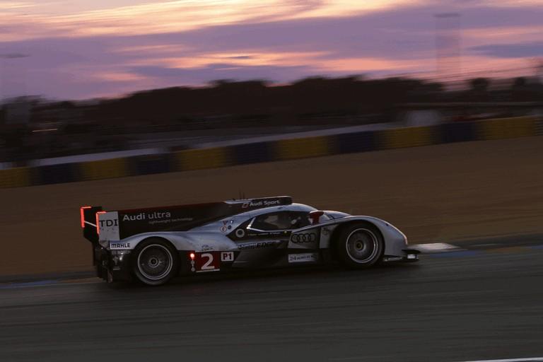 2011 Audi R18 TDI Ultra - Le Mans 24 hours 339243