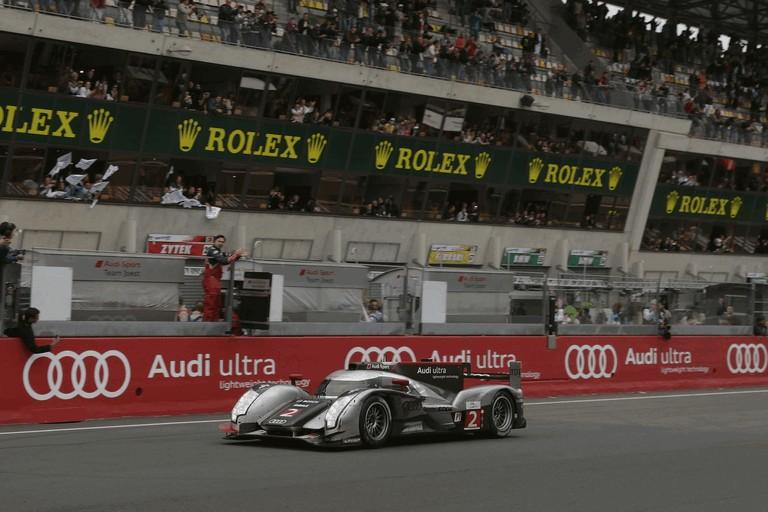 2011 Audi R18 TDI Ultra - Le Mans 24 hours 339254