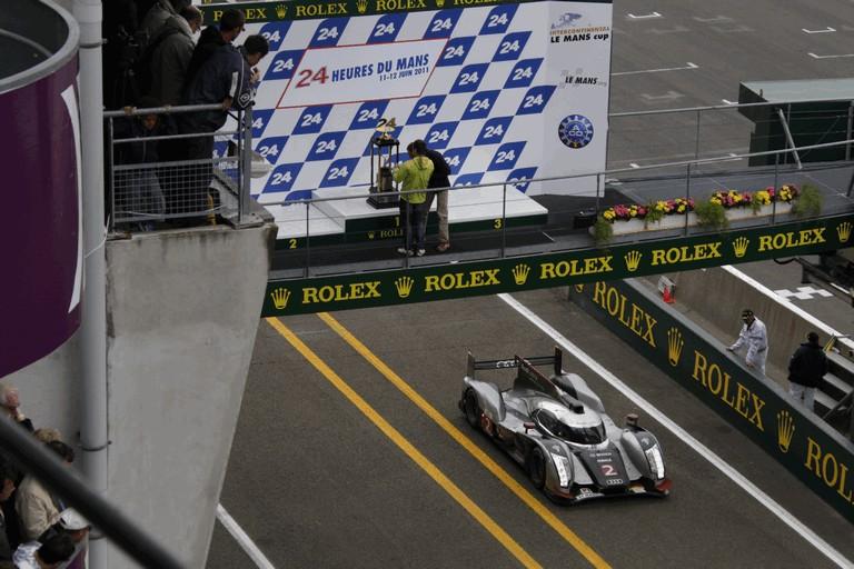 2011 Audi R18 TDI Ultra - Le Mans 24 hours 339255