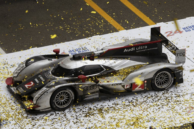 2011 Audi R18 TDI Ultra - Le Mans 24 hours 339256