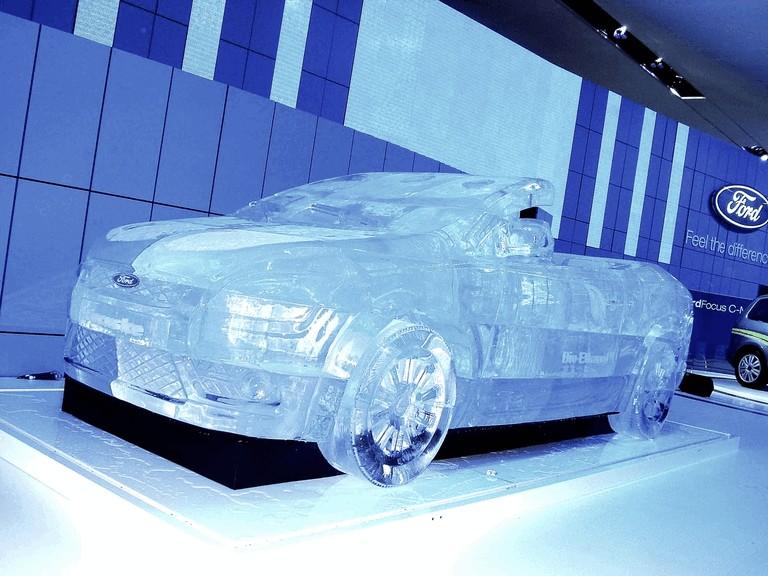 2006 Ford Focus coupé-cabriolet FFV concept with Bio-Ethanol Power - ice 508792