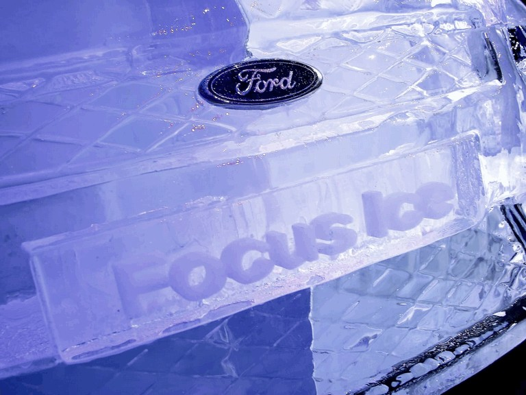 2006 Ford Focus coupé-cabriolet FFV concept with Bio-Ethanol Power - ice 508795