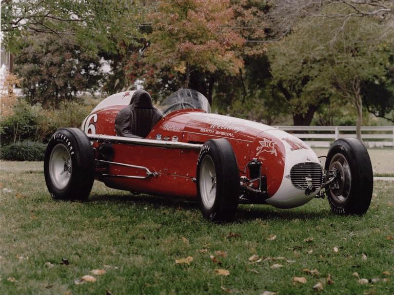Sounds Kurtis craft midget race car