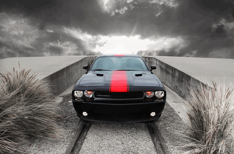 2012 Dodge Challenger Rallye Redline 340262