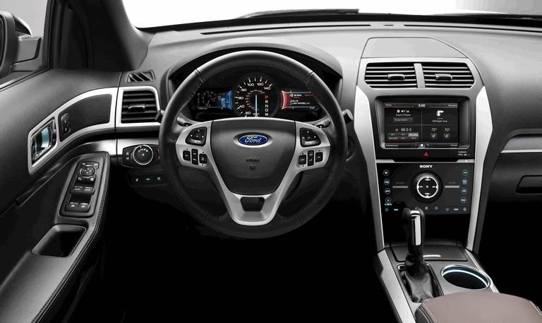 2013 Ford Explorer Sport 340416