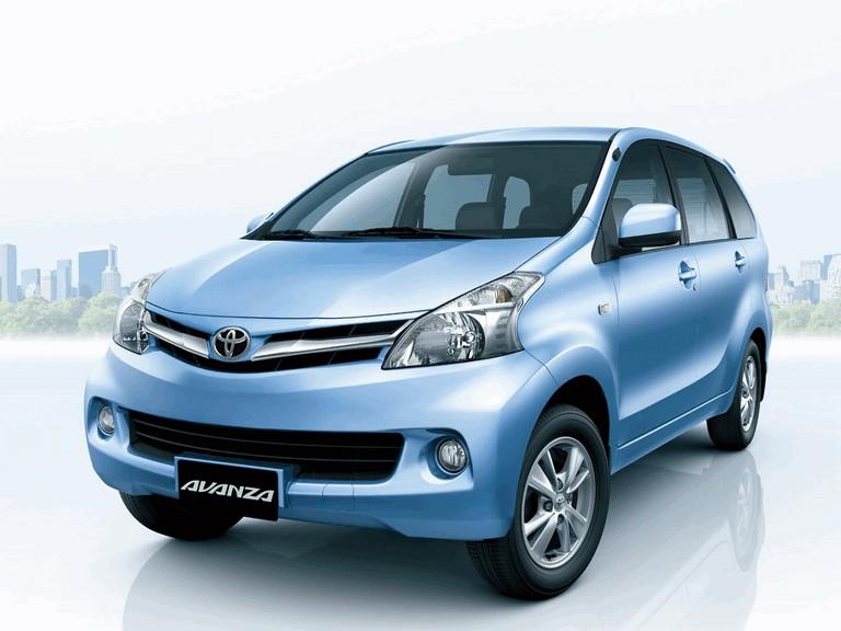 2012 Toyota Avanza 340483