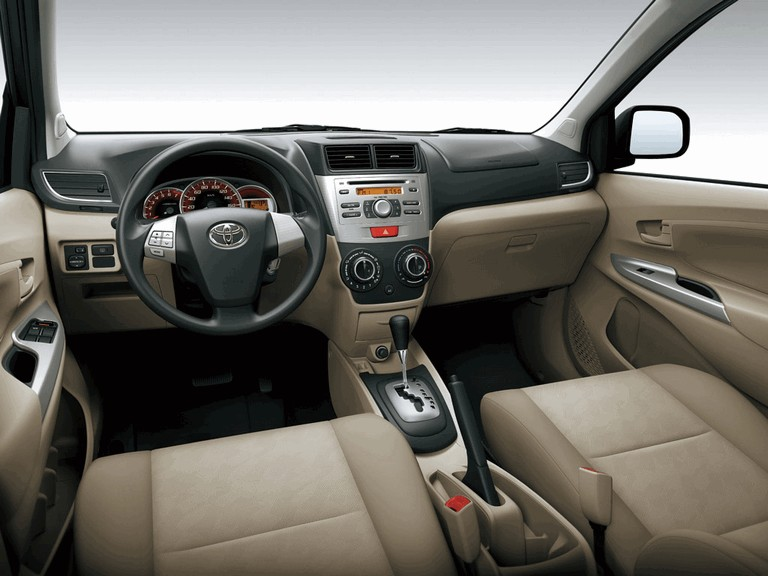 2012 Toyota Avanza 340490