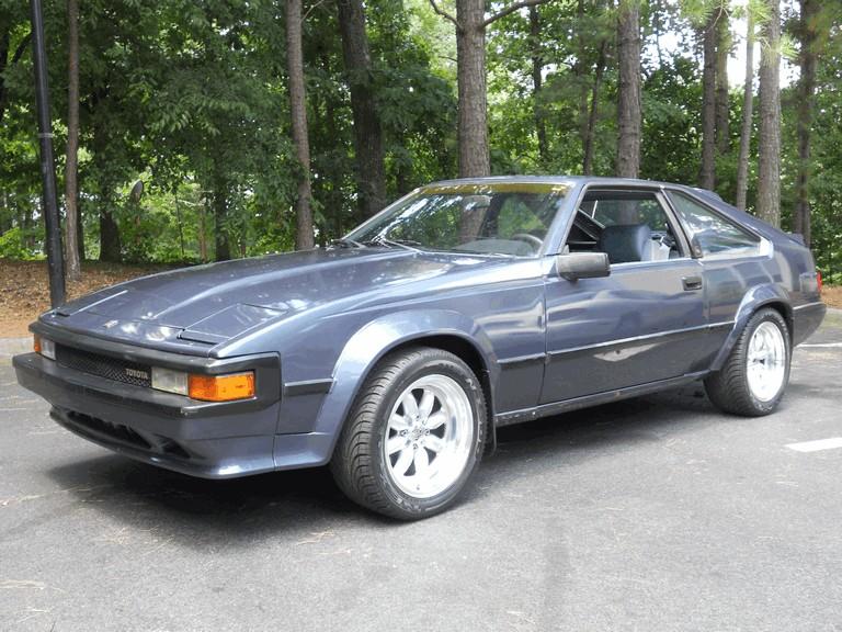 1986 Toyota Supra 340498