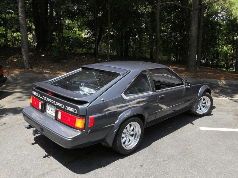 1986 Toyota Supra 340500