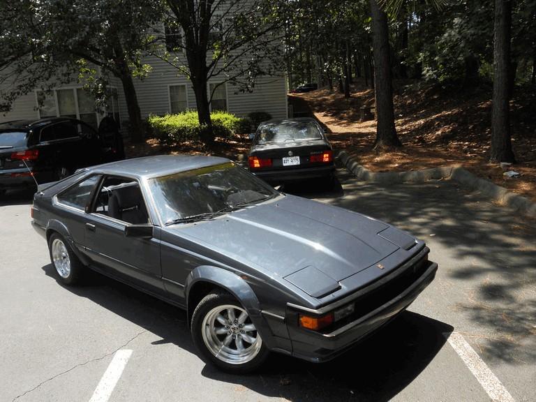 1986 Toyota Supra 340502
