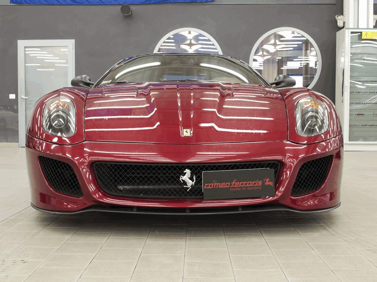 2012 Ferrari 599 GTO by Romeo Ferraris 340534