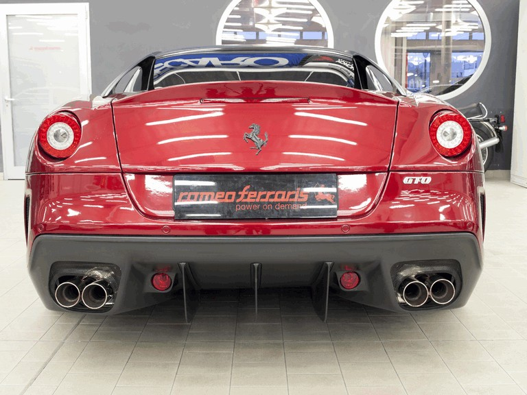 2012 Ferrari 599 GTO by Romeo Ferraris 340537