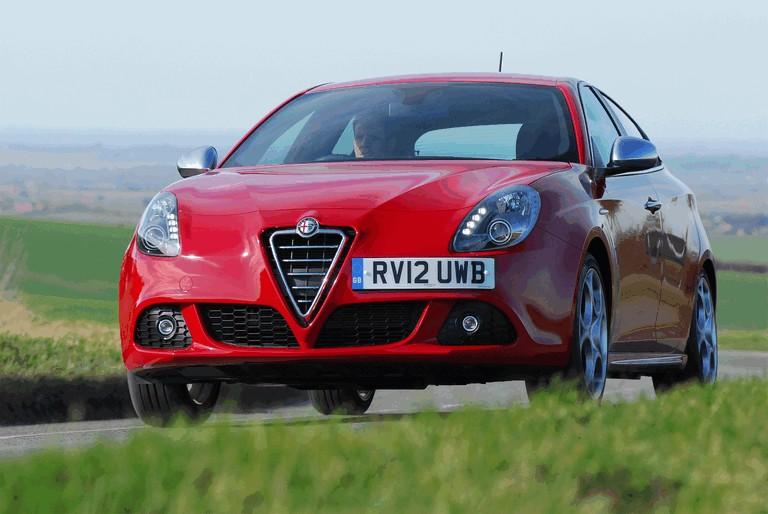 2012 Alfa Romeo Giulietta - UK version 340805