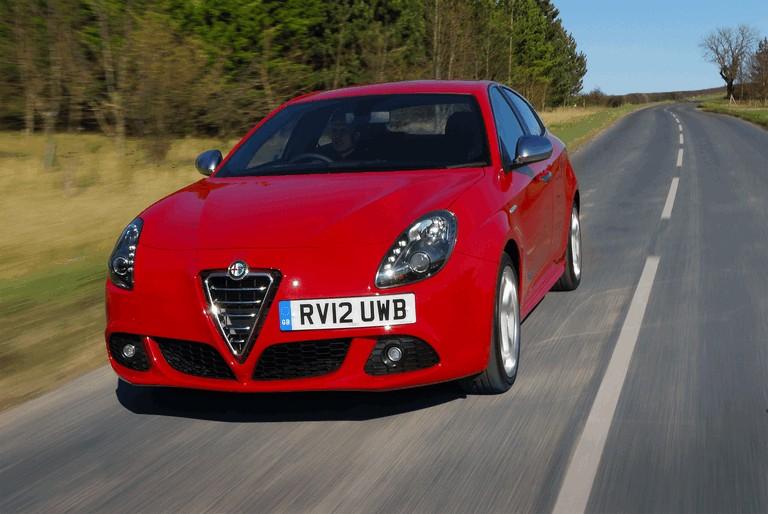 2012 Alfa Romeo Giulietta - UK version 340808