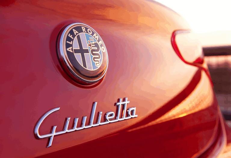 2012 Alfa Romeo Giulietta - UK version 340813