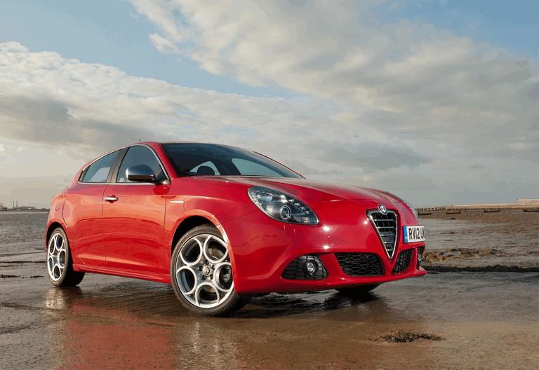 2012 Alfa Romeo Giulietta - UK version 340819