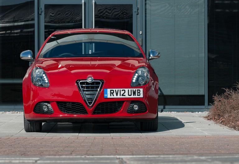 2012 Alfa Romeo Giulietta - UK version 340827