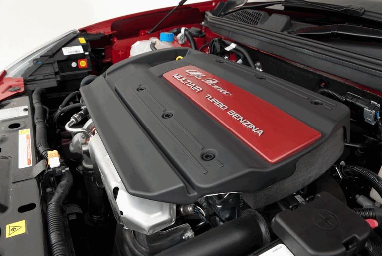 2012 Alfa Romeo Giulietta - UK version 340846
