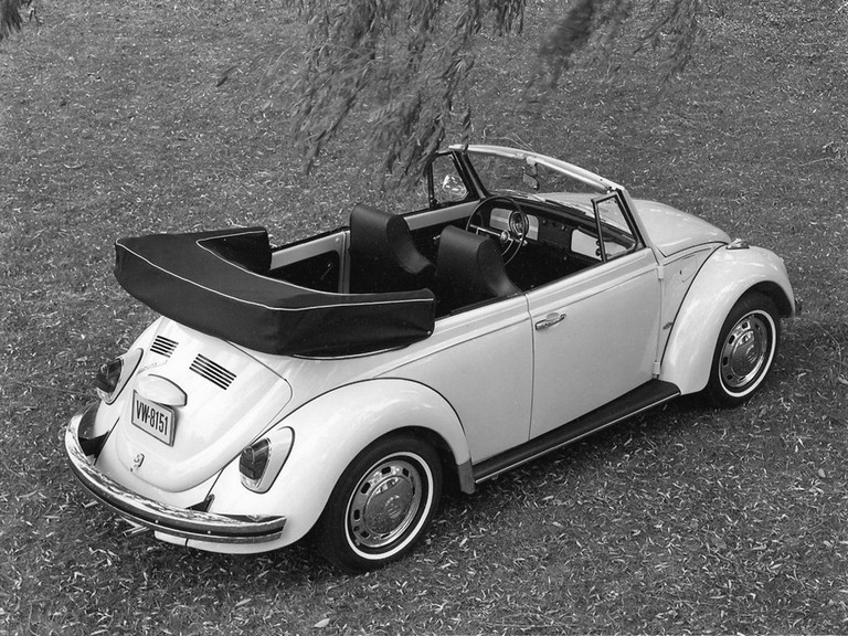 1968 Volkswagen Beetle convertible #341078 - Best quality