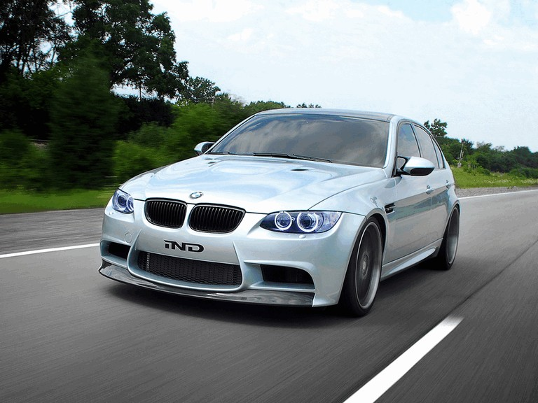 2009 BMW M3 ( E90 ) by IND Distribution 341080