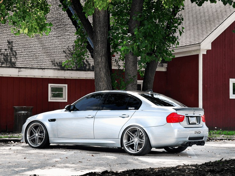 2009 BMW M3 ( E90 ) by IND Distribution 341085