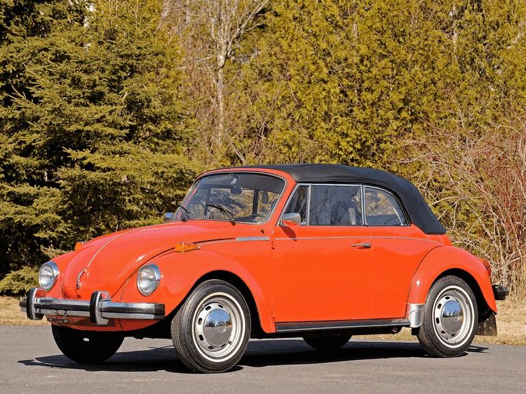 1972 Volkswagen Beetle convertible 341557