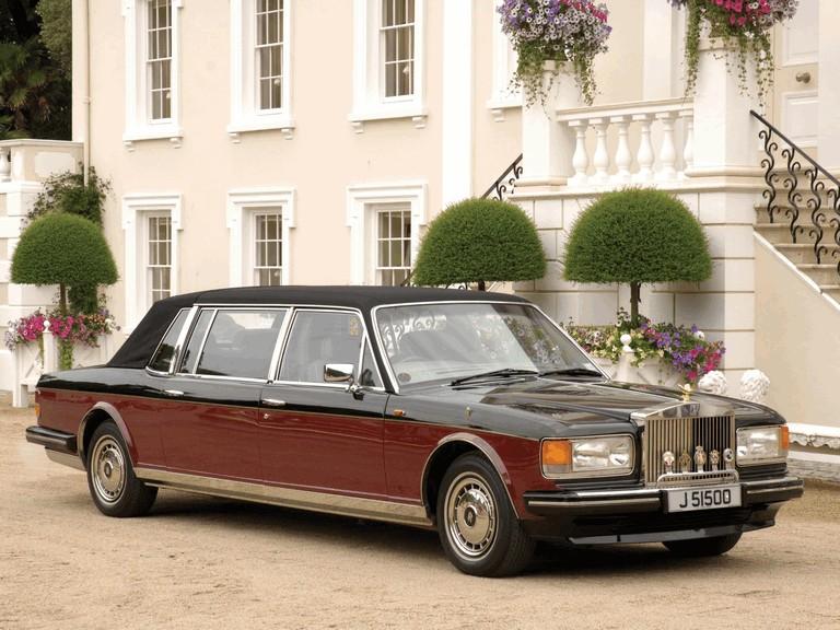 1989 Rolls-Royce Silver Spirit Emperor State Landaulet by Hooper 341565