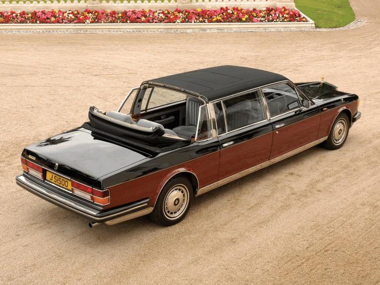1989 Rolls-Royce Silver Spirit Emperor State Landaulet by Hooper 341567