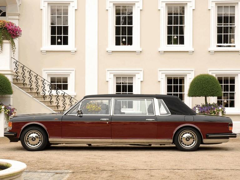 1989 Rolls-Royce Silver Spirit Emperor State Landaulet by Hooper 341568