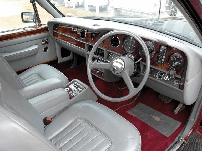 1989 Rolls-Royce Silver Spirit Emperor State Landaulet by Hooper 341570