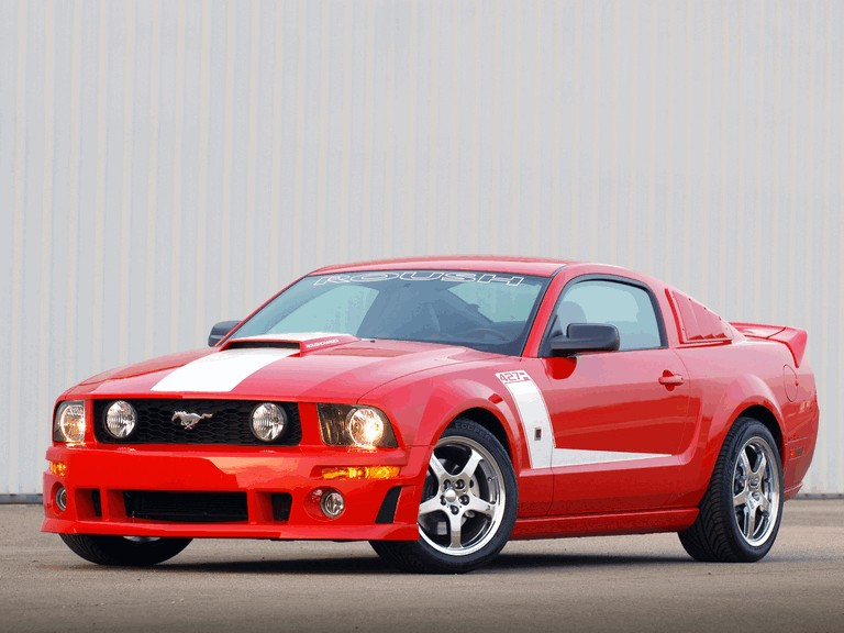 2005 Ford Mustang 427R by Roush 341672