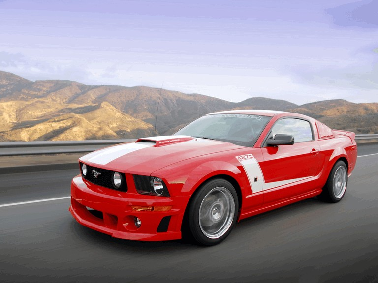 2005 Ford Mustang 427R by Roush 341673