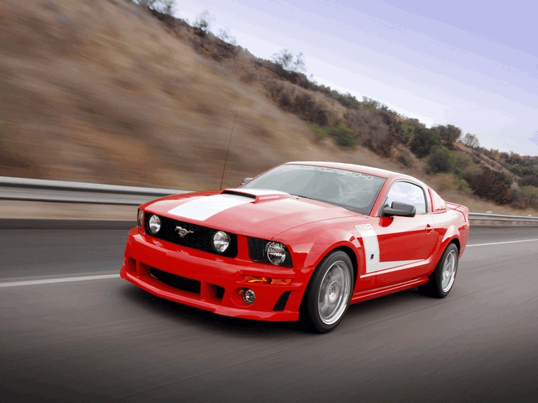 2005 Ford Mustang 427R by Roush 341674