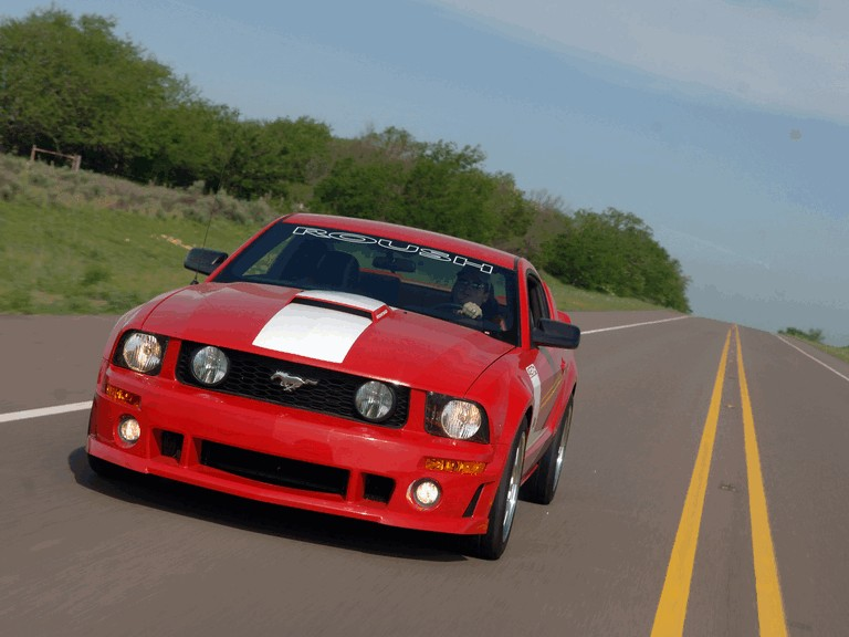 2005 Ford Mustang 427R by Roush 341675