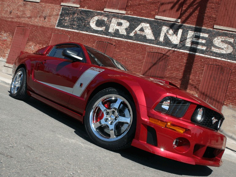 2005 Ford Mustang 427R by Roush 341680