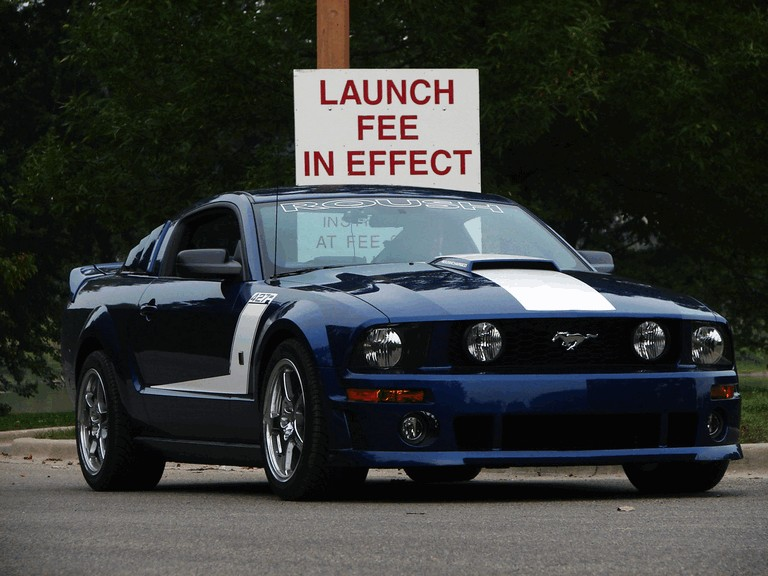 2005 Ford Mustang 427R by Roush 341683