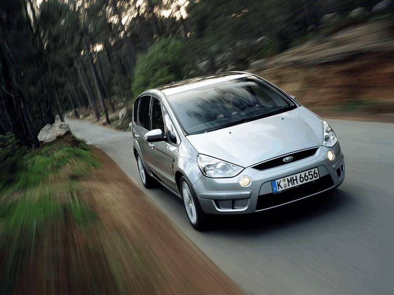 2006 Ford S-Max 212879