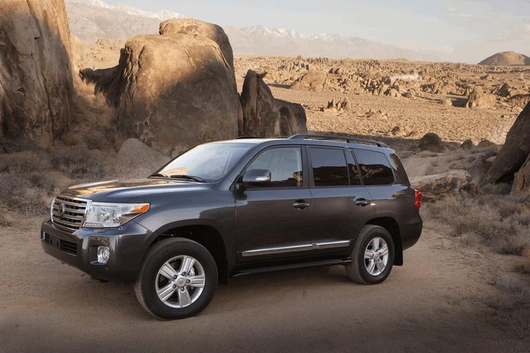 2013 Toyota Land Cruiser 341860