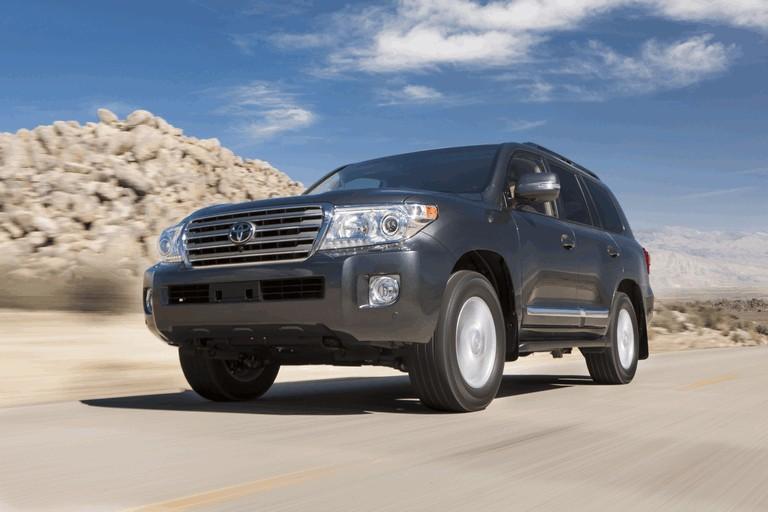 2013 Toyota Land Cruiser 341864