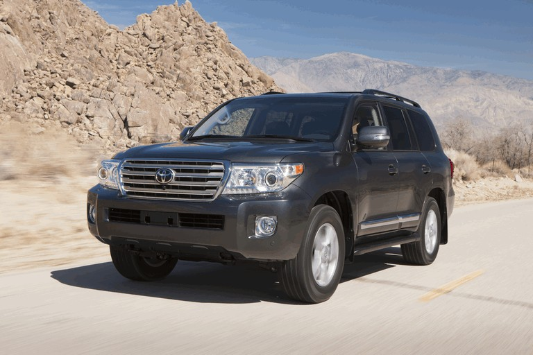 2013 Toyota Land Cruiser 341865
