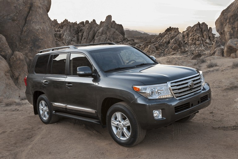 2013 Toyota Land Cruiser 341866