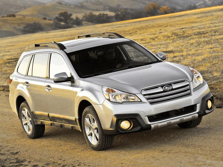 2012 Subaru Outback 2.5i - USA version 342261