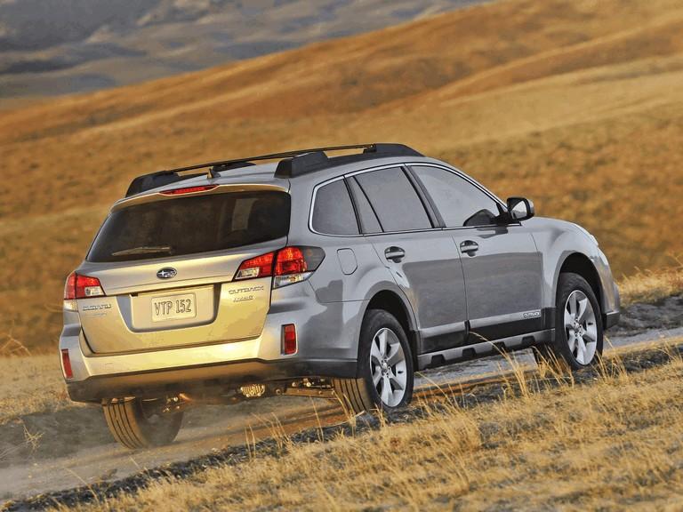 2012 Subaru Outback 2.5i - USA version 342267